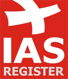 IAS register